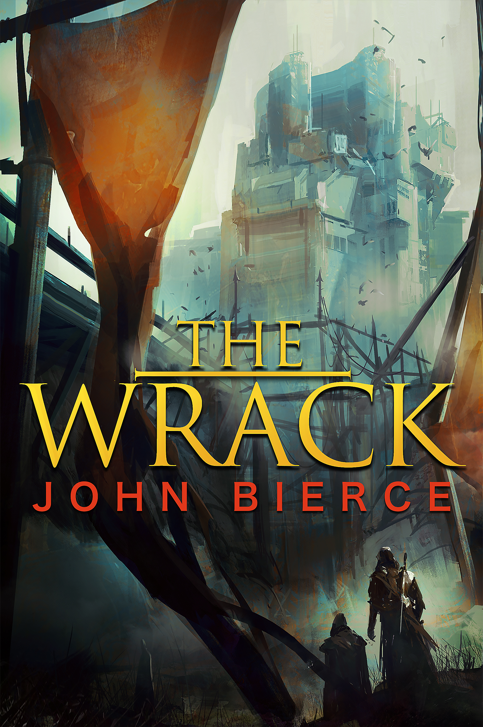 The Wrack Cover