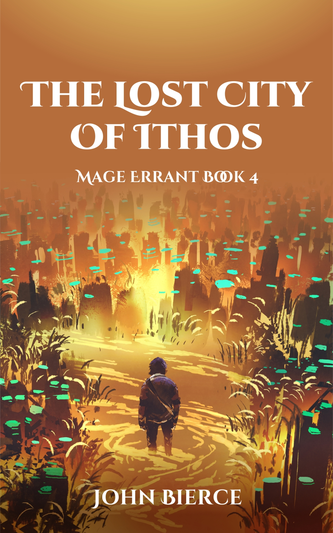 The Lost City Of Ithos cover